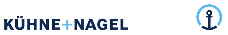 Kühne+Nagel Logo mit Anker