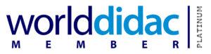 worlddidac platinum member logo
