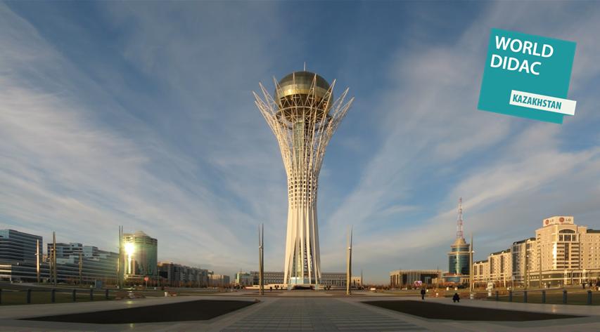 Worlddidac Kazakhstan