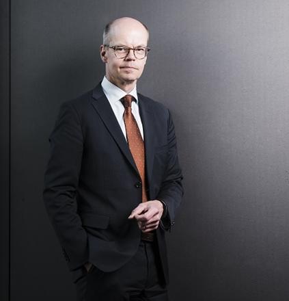 Speaker of the Arctic Education Forum, Olli-Pekka Heinonen